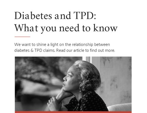 Diabetes and TPD: What you need to know