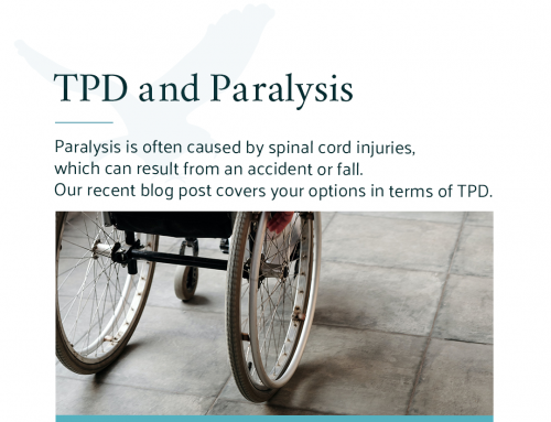 TPD and Paralysis